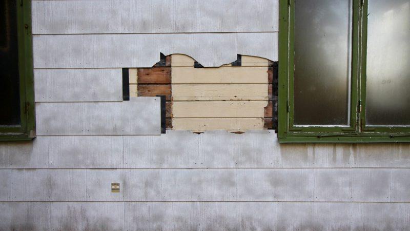 Kontroll Av Ytterväggskonstruktion