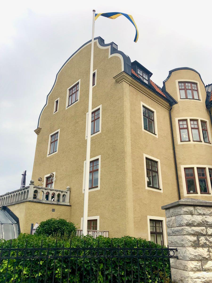 Kvarteret Abboten, Visby 1