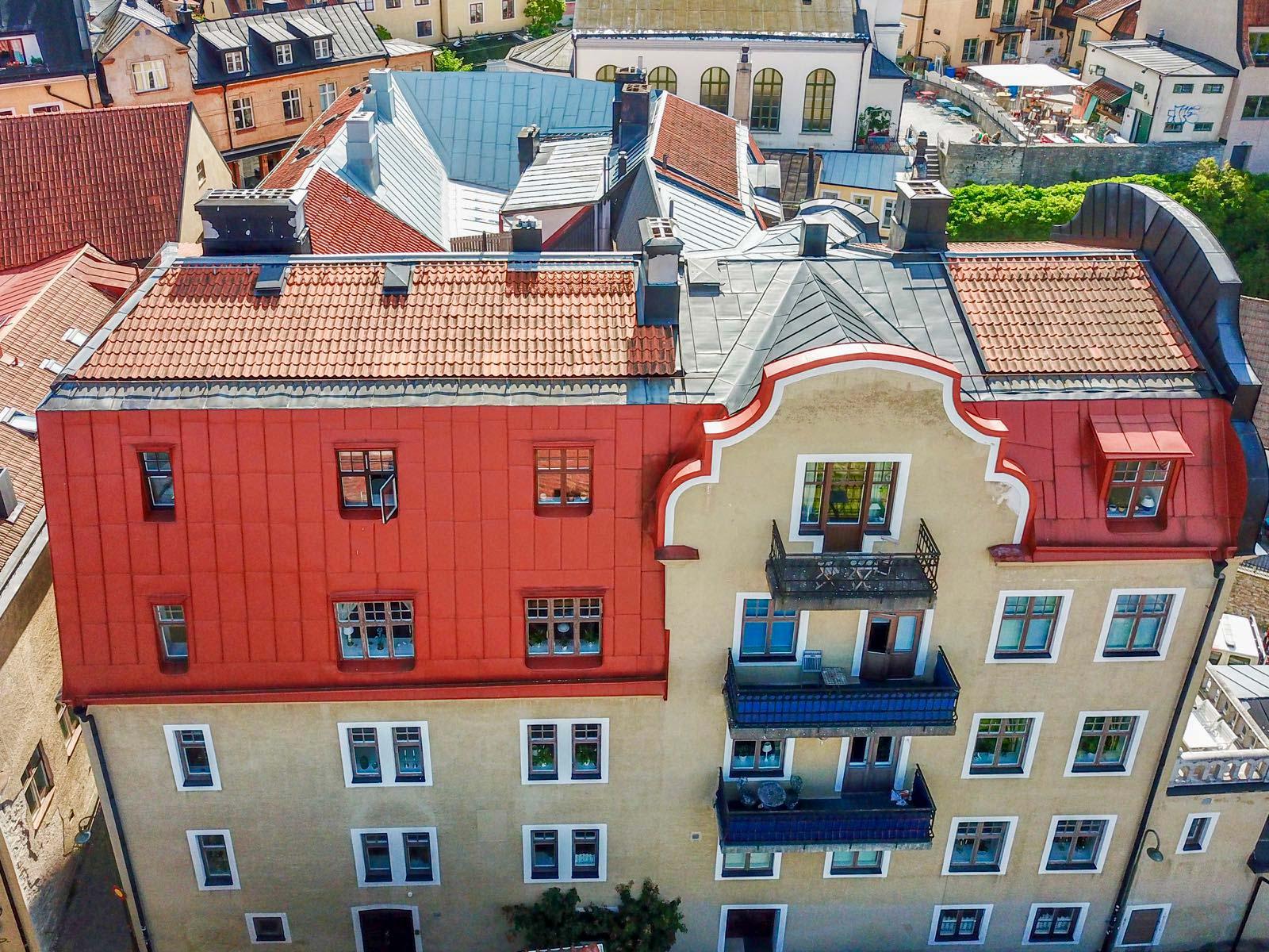 Kvarteret Abboten, Visby 5