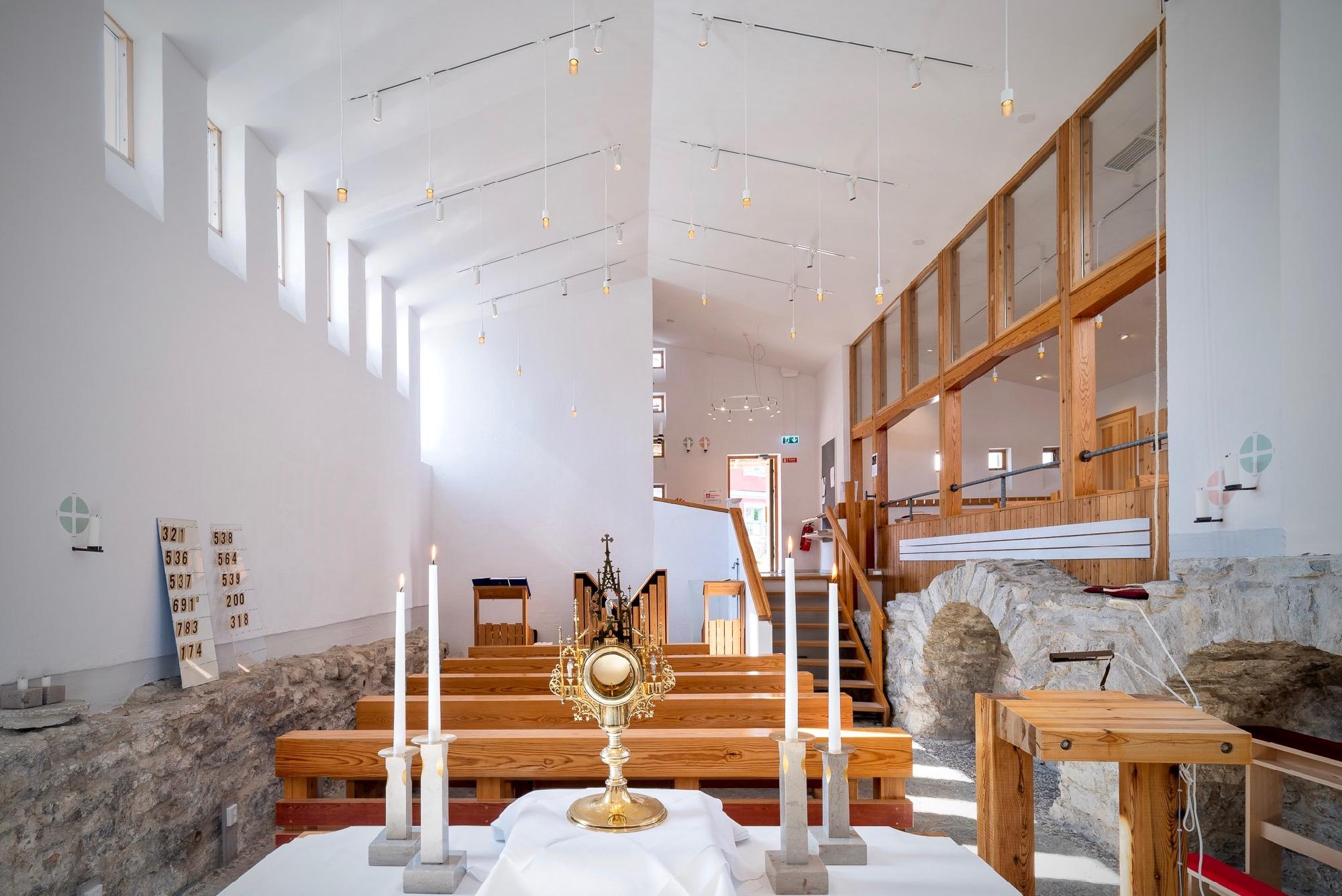 Katolska kyrkan, Visby 13