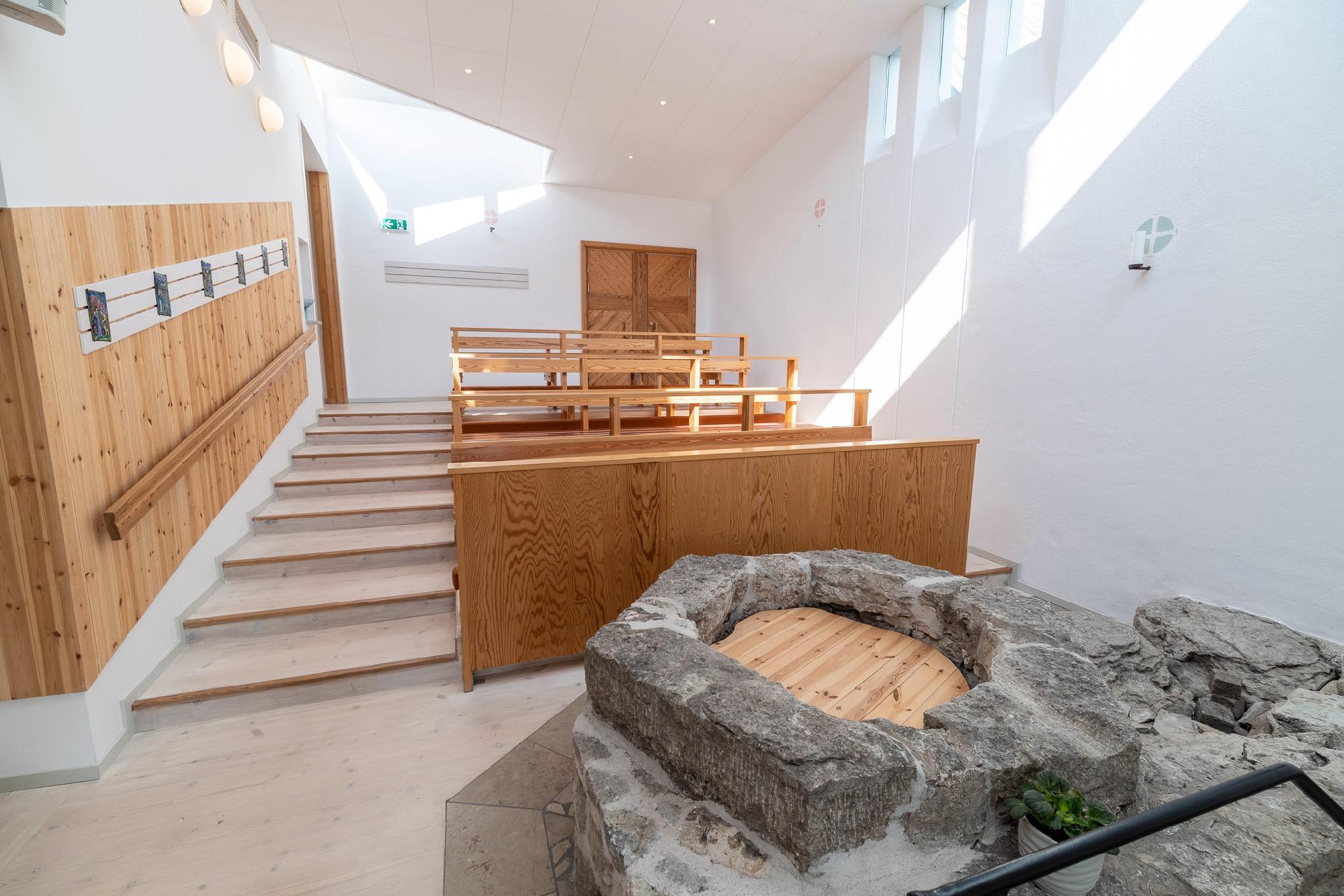 Katolska kyrkan, Visby 14